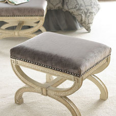 Traditional Indoor Benches by Horchow