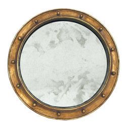 Worlds Away Federal Mirror - This one is a classic! The Federal Mirror is a traditionalist's best friend.
