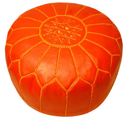 Mediterranean Footstools And Ottomans by Jonathan Adler