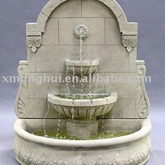 Bavarian Outdoor Wall Fountain - Detailed info for Bavarian Outdoor Wall Fountai