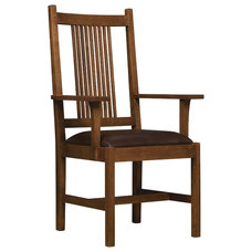 Craftsman Living Room Chairs by Stickley Furniture
