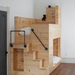 Bunk Bed - Matt Bear / Union Studio