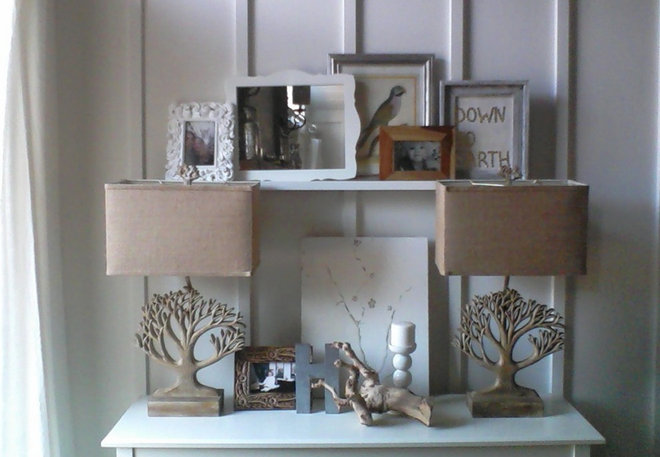 Eclectic Table Lamps by milkandhoneyhome.com