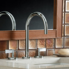 modern bathroom faucets by Kallista Plumbing