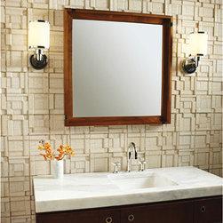 Ann Sacks Recycled Ceramic Tile, Koi -