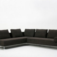 modern sectional sofas by AllModern