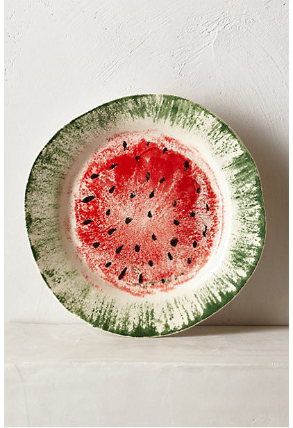 Contemporary Salad And Dessert Plates by Anthropologie