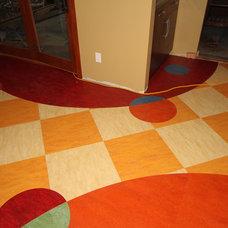 Eclectic Vinyl Flooring by Cook & Kozlak Flooring Center, Inc.
