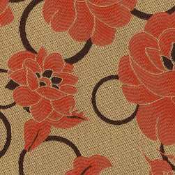 Bardot, Rouge - This exclusively to-the-trade fabric may become available in our online boutique for less!  http://shop.yoma.com