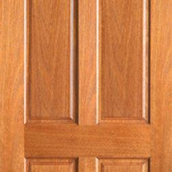 """P-660 Interior Wood Mahogany 6 Panel Single Door - SKU#P-660-1BrandAAWDoor TypeInteriorManufacturer CollectionInterior Mahogany DoorsDoor ModelDoor MaterialWoodWoodgrainMahoganyVeneerPrice220Door Size Options15"""" x 80"""" (1'-3"""" x 6'-8"""")  $018"""" x 80"""" (1'-6"""" x 6'-8"""")  +$1024"""" x 80"""" (2'-0"""" x 6'-8"""")  +$5028"""" x 80"""" (2'-4"""" x 6'-8"""")  +$5030"""" x 80"""" (2'-6"""" x 6'-8"""")  +$5032"""" x 80"""" (2'-8"""" x 6'-8"""")  +$5036"""" x 80"""" (3'-0"""" x 6'-8"""")  +$6015"""" x 96"""" (1'-3"""" x 8'-0"""")  +$5018"""" x 96"""" (1'-6"""" x 8'-0"""")  +$6024"""" x 96"""" (2'-0"""" x 8'-0"""")  +$15028"""" x 96"""" (2'-4"""" x 8'-0"""")  +$17030"""" x 96"""" (2'-6"""" x 8'-0"""")  +$17032"""" x 96"""" (2'-8"""" x 8'-0"""")  +$17036"""" x 96"""" (3'-0"""" x 8'-0"""")  +$180Core TypeSolidDoor StyleDoor Lite StyleDoor Panel Style6 PanelHome Style MatchingCraftsman , Colonial , Bungalow , Bay and Gable , Gulf Coast , Plantation , Cape Cod , Suburban , Prairie , Ranch , Elizabethan , VictorianDoor ConstructionEngineered Stiles and RailsPrehanging OptionsPrehung , SlabPrehung ConfigurationSingle DoorDoor Thickness (Inches)1 3/8 , 1 3/4Glass Thickness (Inches)Glass TypeGlass CamingGlass FeaturesGlass StyleGlass TextureGlass ObscurityDoor FeaturesDoor ApprovalsFSCDoor FinishesDoor AccessoriesWeight (lbs)310Crating Size25"""" (w)x 108"""" (l)x 52"""" (h)Lead TimeSlab Doors: 7 daysPrehung:14 daysPrefinished, PreHung:21 daysWarranty1 Year Limited Manufacturer WarrantyHere you can download warranty PDF document."""