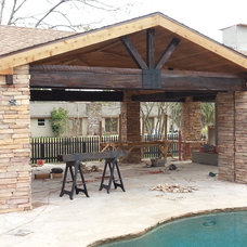 Patio by ENB Contracting & Remodeling