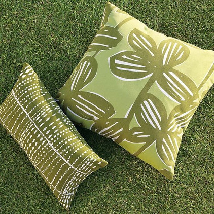 Modern Outdoor Cushions And Pillows by West Elm