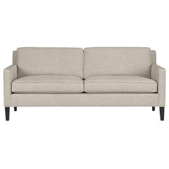 contemporary sofas by Crate&amp;Barrel