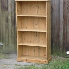Image detail for -PALLET WOOD BOOKCASE - dust - American Woodworker