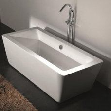 modern bathtubs by Elte