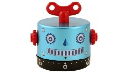 Eclectic Kitchen Timers by Karma Kiss