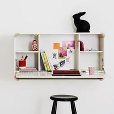 Contemporary Desks And Hutches by Funktionalley