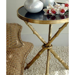 eclectic side tables and accent tables by C.S. Post & Co.