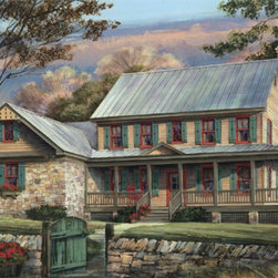 House Plan 137-255 -