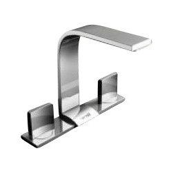 Graff - Graff Widespread Lavatory Faucet - G-3600-C14 - Widespread Lavatory Faucet