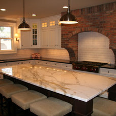 Contemporary  by Stoneway Marble, Granite & Tile