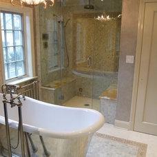 Traditional Bathroom by Studio D - Danielle Wallinger