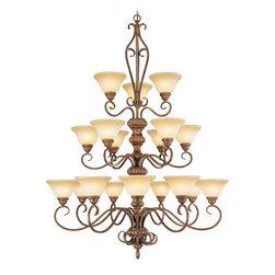 Livex Lighting - Livex Lighting 8299-57 Ceiling Light/Chandelier - Livex Lighting 8299-57 Ceiling Light/Chandelier