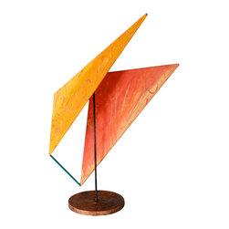 Studio Eight - Contemporary Modern Sculpture, BLOSSOM PATH IV, by H.E. Scarborough, 2014. - BLOSSOM PATH IV.