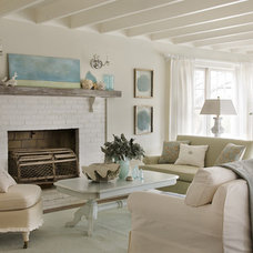 Beach Style  by Molly Frey Design