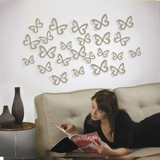Butterfly Wall Decorations Image