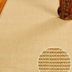 Eden Sisal Rug - Natural Area Rugs