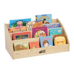 ECR4KIDS - ECR4KIDS Desk Top Book Display Multicolor - ELR-17104 - Shop for Desk and Drawer Organizers from Hayneedle.com! About Early Childhood ResourcesEarly Childhood Resources is a wholesale manufacturer of early childhood and educational products. It is committed to developing and distributing only the highest-quality products ensuring that these products represent the maximum value in the marketplace. Combining its responsibility to the community and its desire to be environmentally conscious Early Childhood Resources has eliminated almost all of its cardboard waste by implementing commercial Cardboard Shredding equipment in its facilities. You can be assured of maximum value with Early Childhood Resources.
