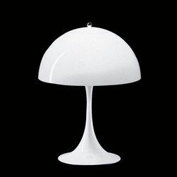 Louis Poulsen - Louis Poulsen   Panthella Table Lamp - Design by Verner Panton, 1971