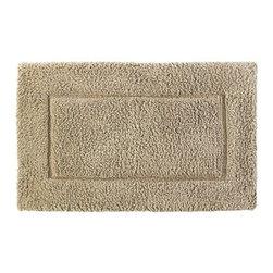 Elegance Bath Rug -Desert Sand - Elegance Bath Rug -Desert Sand