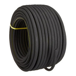 """Colorite WP58250 Bulk Soaker Hose 5/8-Inch by 250-Foot - Weeping watering action saves up to 70 percent water usage. Promotes better growth and healthier root systems. Eliminates weeds and splash transmitted plant disease. Made of highest quality, long lasting rubber. Will not crack, decay, clog or be damaged by freezing. Easy to use above or below ground. Hose accommodates all standard hose fittings, watering accessories and 1/2"""" insert fittings."""