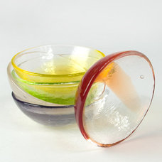 Contemporary Everyday Glassware by Canoe