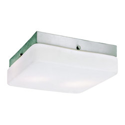 Trans Globe - Trans Globe 8871 2-Light Flush Mount - Trans Globe 8871 2-Light Flush Mount