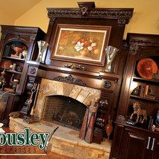 Indoor Fireplaces by Housley Enterprises
