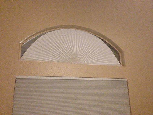 Half Circle Window Curtains