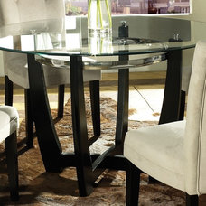 Transitional Dining Tables by ivgStores