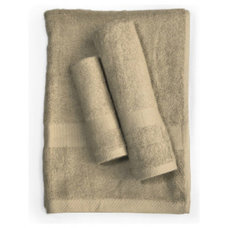 Contemporary Towels by bambeco