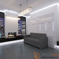 InLine Collection by BredaBeds -