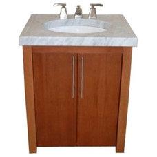 Contemporary Bathroom Sinks by Hayneedle