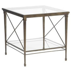 Eclectic Side Tables And End Tables by Beth Whitlinger Interior Design