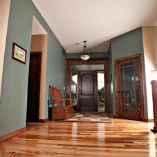 Modern Hardwood Flooring by Gulling Homes LLC