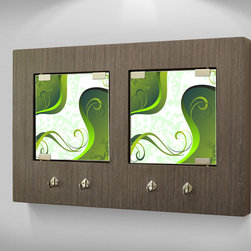 Key Holder Wall Mount - Ambiancedesignonline.com