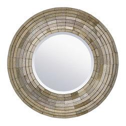 Joshua Marshal - Antique Mirror Mirror - Antique Mirror Mirror