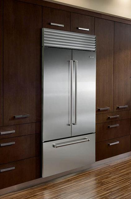 Refrigerators And Freezers by Sub-Zero and Wolf Showroom, Manhattan