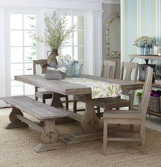 traditional dining tables by Splendid Willow