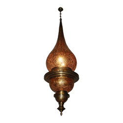 Badia Design Inc. - Moroccan Solid Brass or Silver Nickel Chandelier, Brass - This is an elegant hand punched chandelier with traditional Moroccan floral patterns and geometric cutouts. It is a focal point for any large banquet room, hotels and lobbies with a high ceiling. It will definitely add flair and a unique foreign touch to any room it is displayed in.
